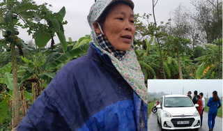 Nhân chứng kể lại giây phút nghi phạm sát hại nữ tài xế taxi ở Phú Thọ