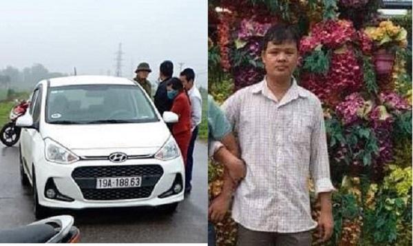 Nữ tài xế taxi bị sat hại ở Phú Thọ
