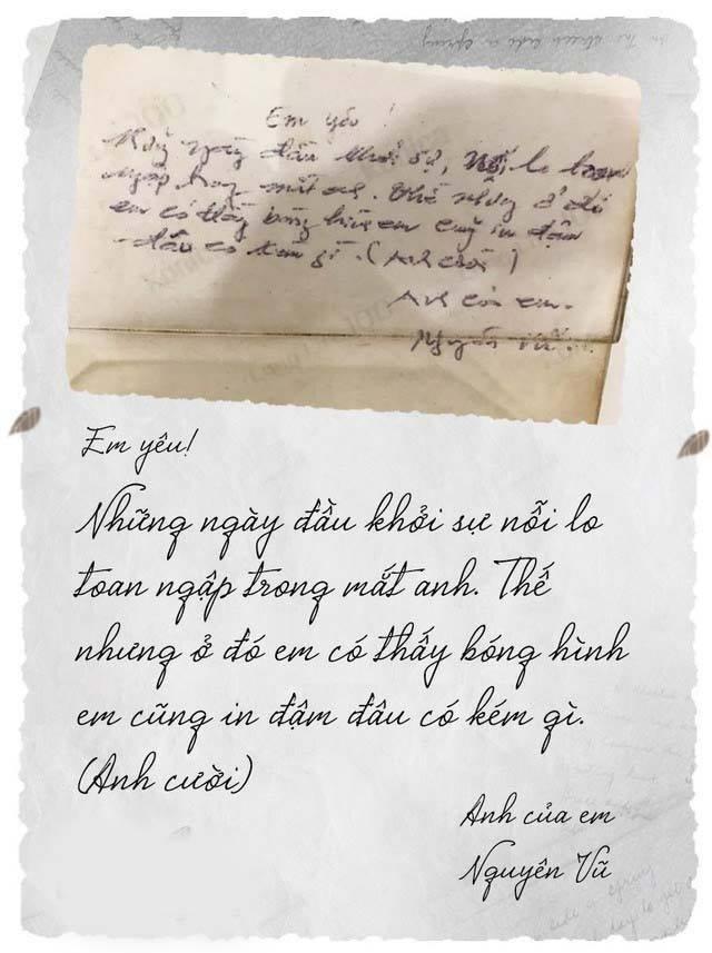 Bức thư tình mùi mẫn 'ông vua cà phê' Đặng Lê Nguyên Vũ gửi vợ gây bão mạng