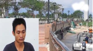 Rúng động nghi án cha sát hại con 8 tuổi phi tang thi thể xuống sông Hàn