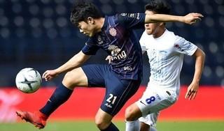 Giá trị của Xuân Trường tăng chóng mặt sau trận ra mắt Thai League