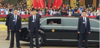 Mercedes-Maybach S600 bọc thép đưa chủ tịch Kim Jong Un từ Đồng Đăng về Hà Nội có gì đặc biệt?