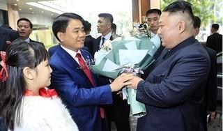 Chủ tịch Kim Jong Un chính thức có mặt tại thủ đô Hà Nội