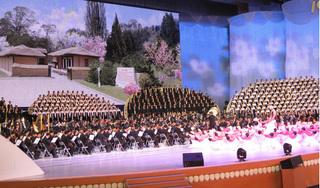 Phái đoàn Triều Tiên yêu cầu đặc biệt gì trong tiệc chiêu đãi nghệ thuật?