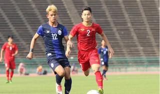 Chiến thắng trước Campuchia, U22 Việt Nam vẫn bị chê nhạt nhoà, thiếu bản sắc