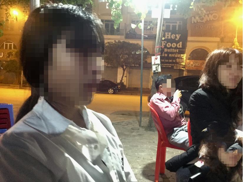 nữ sinh lớp 8 mất tích ở Nam Định
