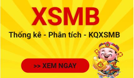XSMB 26/5 - Kết quả xổ số miền Bắc hôm nay thứ 3 ngày 26/5/2020
