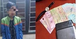 Siêu trộm tuổi teen đột nhập nhà dân lấy cắp 52 triệu đồng trong cốp ô tô