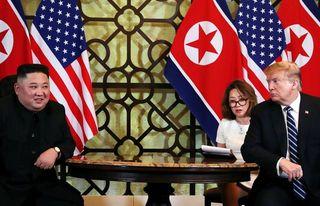 Lần đầu tiên Chủ tịch Kim Jong Un trả lời câu hỏi của phóng viên phương Tây