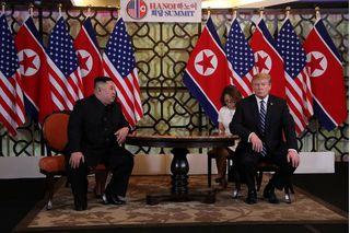 Không đạt được thỏa thuận chung, ông Donald Trump và Kim Jong Un rời hội nghị sớm