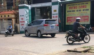 Vụ xe công đi cưới con lãnh đạo tỉnh Quảng Bình: 'Đi công tác về tạt qua một chút'
