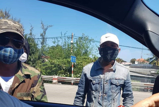 Khởi tố 3 kẻ tấn công tài xế dừng xe ở trạm thu phí Bắc Hải Vân