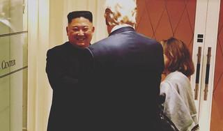 Lộ hình ảnh chia tay sau đàm phán của 2 nhà lãnh đạo Mỹ-Triều