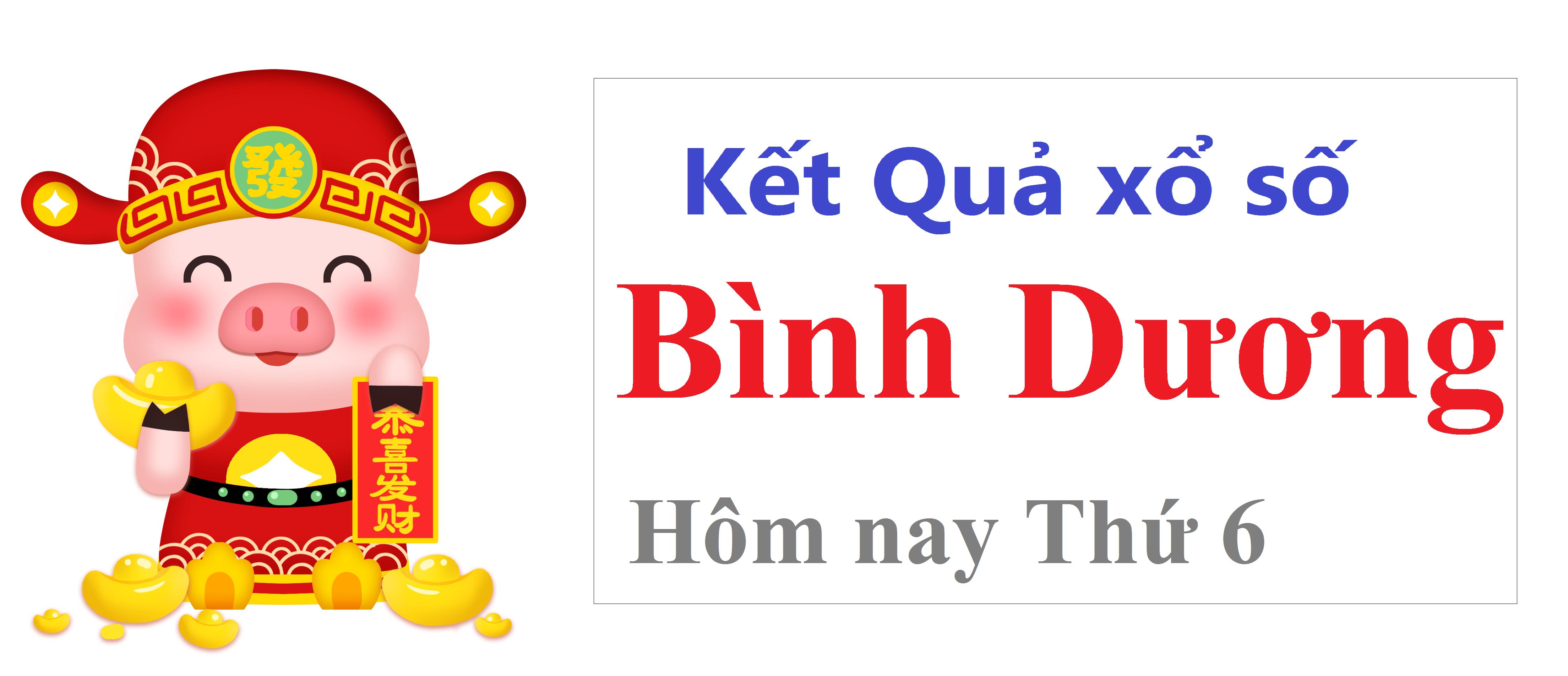 Xsbd 10 7 Kết Quả Xổ Số Binh Dương Hom Nay Thứ 6 Ngay 10 7 2020