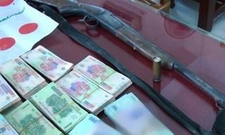 Thanh Hóa: Triệt phá đường dây đánh bạc tiền tỷ, thu giữ súng tự chế