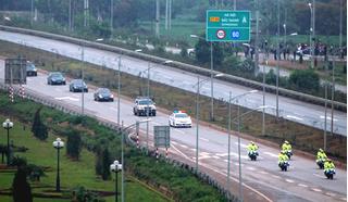 Cách di chuyển qua Bắc Giang khi QL1 Hà Nội-Lạng Sơn bị cấm