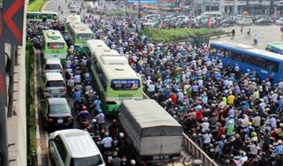 TP HCM: Gần 70% người dân ủng hộ thu phí ô ô đi vào khu vực trung tâm