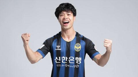 Công Phượng dự bị, Incheon United tăng lượng khán giả