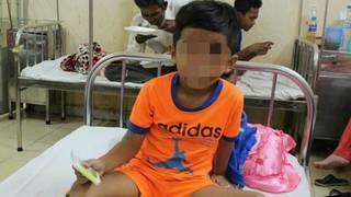 Bắn hạ bầy khỉ hoang cắn bé trai 6 tuổi phải nhập viện ở Sóc Trăng