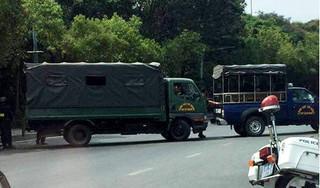 Valy vô chủ khiến đường vào sân bay Tân Sơn Nhất bị phong tỏa chứa gì?