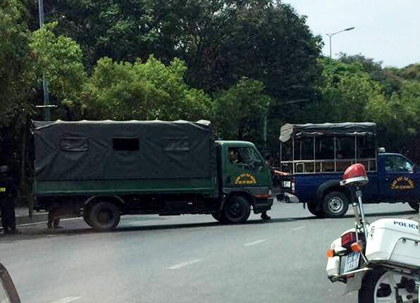 Valy vô chủ khiến sân bay Tân Sơn Nhất bị phong tỏa chứa thứ gì?
