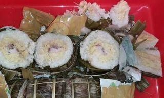 Bị phạt 150 triệu vì mang bánh tét sang Đài Loan làm quà