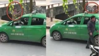 Xôn xao cụ ông đi taxi từ Nam Định về Hà Nam rồi quỵt 700 nghìn tiền cước