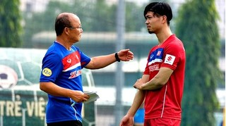 Công Phượng tin tưởng khả năng Việt Nam dự World Cup dưới thời HLV Park