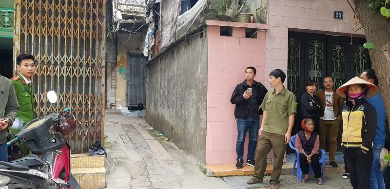 Thầy cúng truy sát cả gia đình hàng xóm ở Nam Định