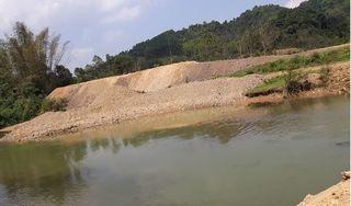 Na Rì – Bắc Kạn: Ngang nhiên san lấp đất lòng sông, chính quyền nói gì?