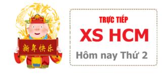 XSHCM 4/3- Kết quả xổ số TP Hồ Chí Minh thứ 2 ngày 4/3/2019