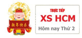 XSHCM 11/5 - Kết quả xổ số TP Hồ Chí Minh thứ 2 ngày 11/5/2020
