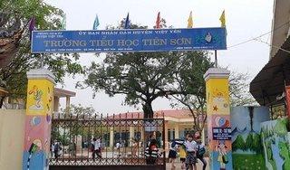 Bộ GD&ĐT chỉ đạo khẩn vụ thầy giáo bị tố dâm ô nhiều học sinh ở Bắc Giang