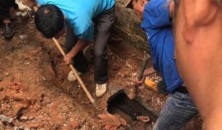 Sự thật thông tin giải cứu tên trộm bị mắc kẹt trong cống ở Bắc Giang