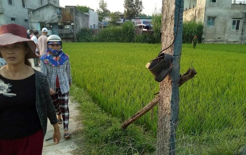Quảng Nam: Bẫy chuột bằng điện, đôi vợ chồng bị giật thương vong