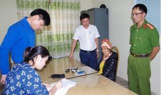 Hà Nam: Bắt bà già U60 đang vận chuyển trái phép ma túy đi tiêu thụ