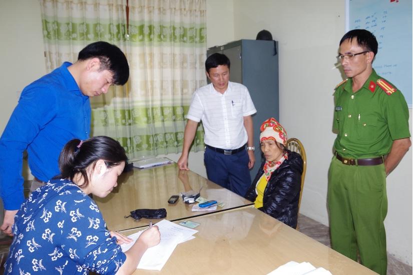 Vừa ra tù, Dương Thị Tức lại bị bắt vì tội mua bán ma túy.