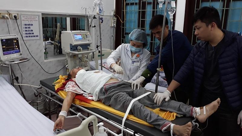 Gã thầy cúng truy sát cả gia đình hàng xóm ở Nam Định
