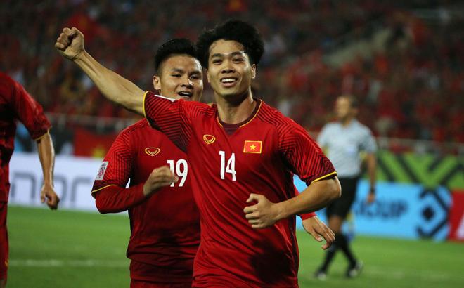 Tiền đạo Công Phượng, Quang Hải có cơ hội tham dự Champions League