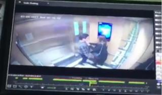 Đã xác định được kẻ 'biến thái' cưỡng hôn nữ sinh trong thang máy ở Hà Nội