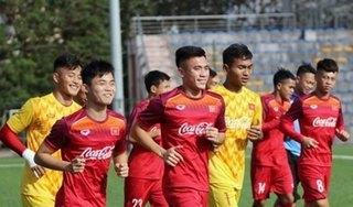 U23 Việt Nam đón tin kém vui trước thềm vòng loại U23 châu Á 2020