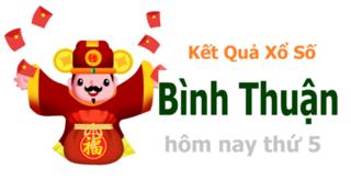 XSBTH 7/5 - Kết quả xổ số Bình Thuận hôm nay thứ 5 ngày 7/5/2020