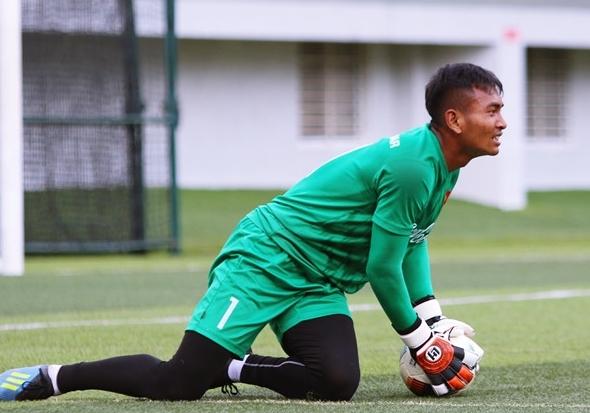 U19 HAGL muốn có thủ môn Y Eli Niê của tuyển U23 trong đội hình ở giải U19 Quốc gia 2019