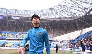 Tiền đạo Công Phượng sẽ ra sân ở K.League cuối tuần này?