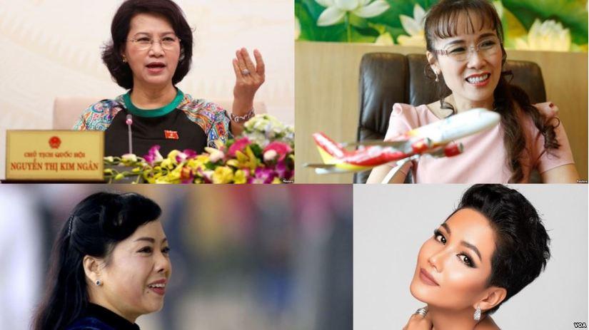 Bộ trưởng Bộ Y tế Nguyễn Thị Kim Tiến lọt top 50 phụ nữ ảnh hưởng nhất Việt Nam