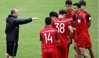 Bản quyền vòng loại U23 châu Á thuộc về VOV, VTC