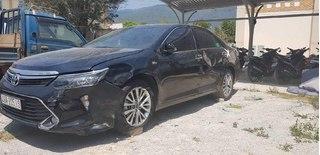 Danh tính nữ tài xế chở Phó chánh án TAND gây tai nạn rồi bỏ chạy
