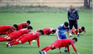 Vòng loại U23 châu Á 2020 bất ngờ đổi giờ thi đấu