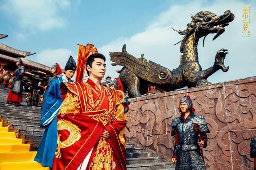 Cố Tiểu Ngũ - Anh bán chè gây bão màn ảnh Hoa ngữ