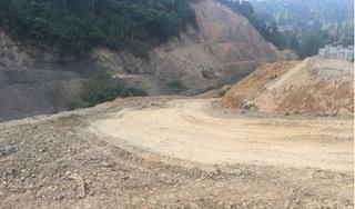 Bắc Kạn: Đình chỉ hoạt động dự án thủy điện Pác Cáp đổ đất thải lấp sông